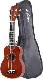 ADM, 4-String Ukulele, Right Handed, Brown (JU110N-BR)