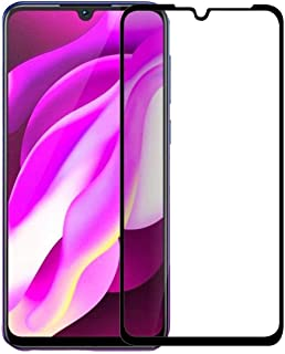Ineix Full Screen Tempered Glass Screen Protector For Vivo Y11 - BLack
