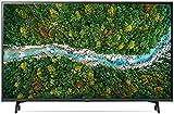 LG 43UP77009LB 108 cm (43 Zoll) UHD Fernseher (4K, 60 Hz, Smart TV) [Modelljahr 2021]