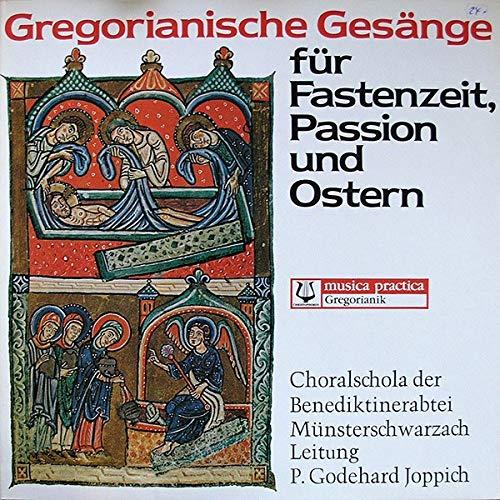 Gregorianische Gesänge Für Fastenzeit, Passion, Ostern [Vinyl LP]