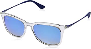 RAY-BAN JUNIOR RJ9063S Square Kids Sunglasses,...