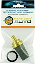 Mean Mug Auto 1214-32019B Engine Coolant Temperature Sensor With O-Ring - For: Audi, Volkswagen - Replaces OEM #: 06A919501