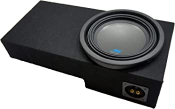 "$144 » Compatible with 2001 2002 2003 2004 2005 Ford Explorer Sport Trac SUV Alpine S-W10D4 Type S Car Audio Subwoofer Custom Single 10"" Sub Box Enclosure Package"