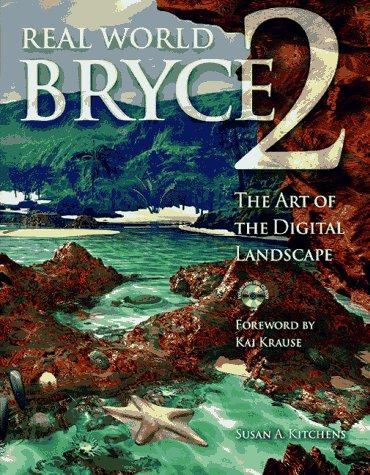 Real World Bryce 2, w. CD-ROM