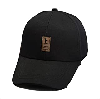 hw-ccok Upgraded Version Gift Golf Sports Hat Tongue Hat Baseball Cotton Fashion Personality Popular Sun in fine Style