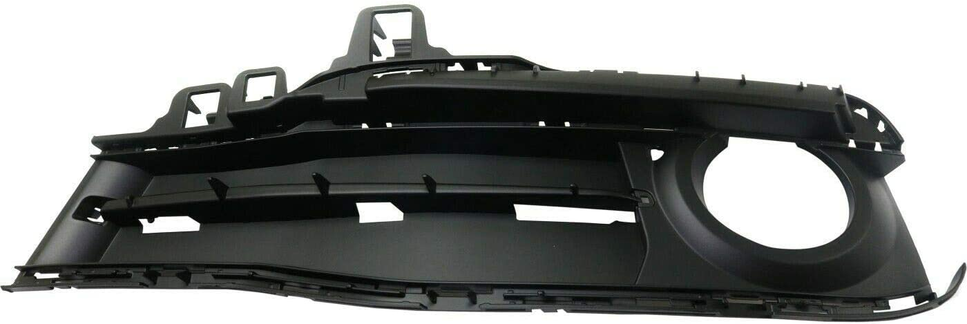 DAT AUTO PARTS Left Front Driver Lower cheap Grille Cover Side Max 79% OFF Bumper