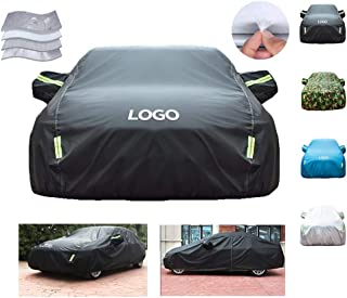 Housses pour auto Car Cover Compatible avec Mercedes-Benz AMG-SLK S/érie respirante Protection imperm/éable voiture Couverture anti-pluie UV solaire anti-poussi/ère Ext/érieur Int/érieur couverture voiture