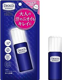 【医薬部外品】 デオコ 薬用 デオドラント ラクトン (年齢と共に減少する甘い香成分)含有 スウィートフローラルの香 ロールオン 30mL