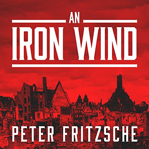 An Iron Wind audiobook cover art