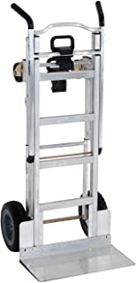 Cosco 3-in-1 Aluminum Hand Truck/Assisted Hand Truck/Cart w