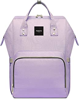 HaloVa Diaper Bag Multi-Function Waterproof Travel Backpack Nappy Bags for Baby Care,..
