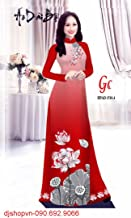 Ao Dai - Traditional Viet Nam Vietnamese Long Dress Collections With Pants - Silk 3D - Custom- All Sizes