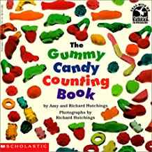 Gummy Candy Counting Book (Read with Me Cartwheel Books (Scholastic Paperback))
