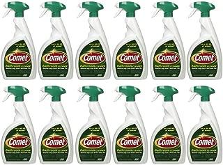 Comet Bathroom Cleaner Spray - 32 oz (12 Pack)