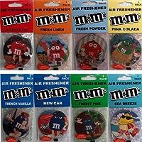 m&m's【エムアンドエムズ】エアフレッシュナ- 2pack 全11種類 (10)