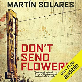 Don't Send Flowers audiobook cover art