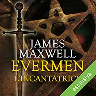 Evermen. L'Incantatrice copertina
