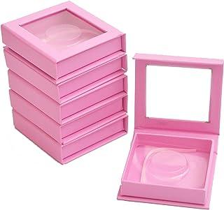 16f87ddee7c 10Pcs Wholesale Square False Eyelash Packaging Box Individual Fake 3D Mink  Lash Extension Boxes Faux Empty