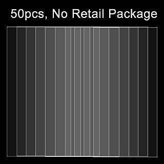 الهاتف المحمول خفف من الزجاج السينمائي 50 PCS for HTC One M8 0.26mm 9H+ 2.5D Tempered Glass Film, No Retail Package خفف من...