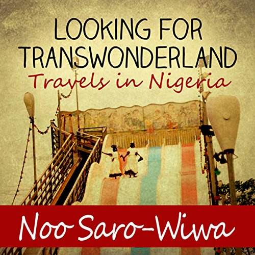 Looking for Transwonderland audiobook cover art