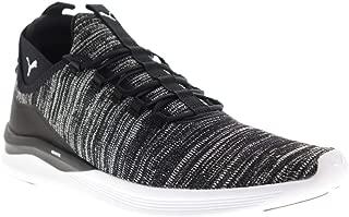 Mens Ignite Flash Daunt Evoknit Black Athletic Cross Training Shoes 11