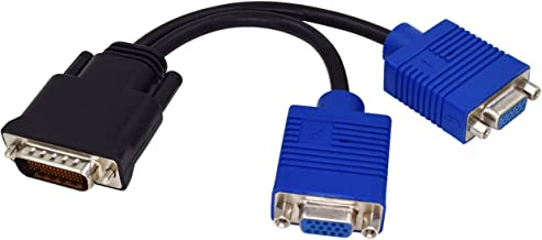 dms 59 to dual dvi adapter cable