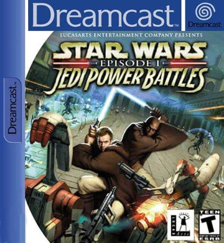Dreamcast - Star Wars Episode 1 Jedi Power Battles