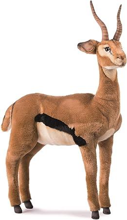 HANSA Peluche Gazelle 60cmH/50cmL