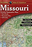 Missouri Atlas & Gazetteer (Delorme Atlas & Gazetteer)