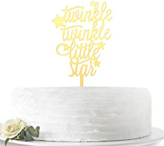 twinkle twinkle little star cake smash