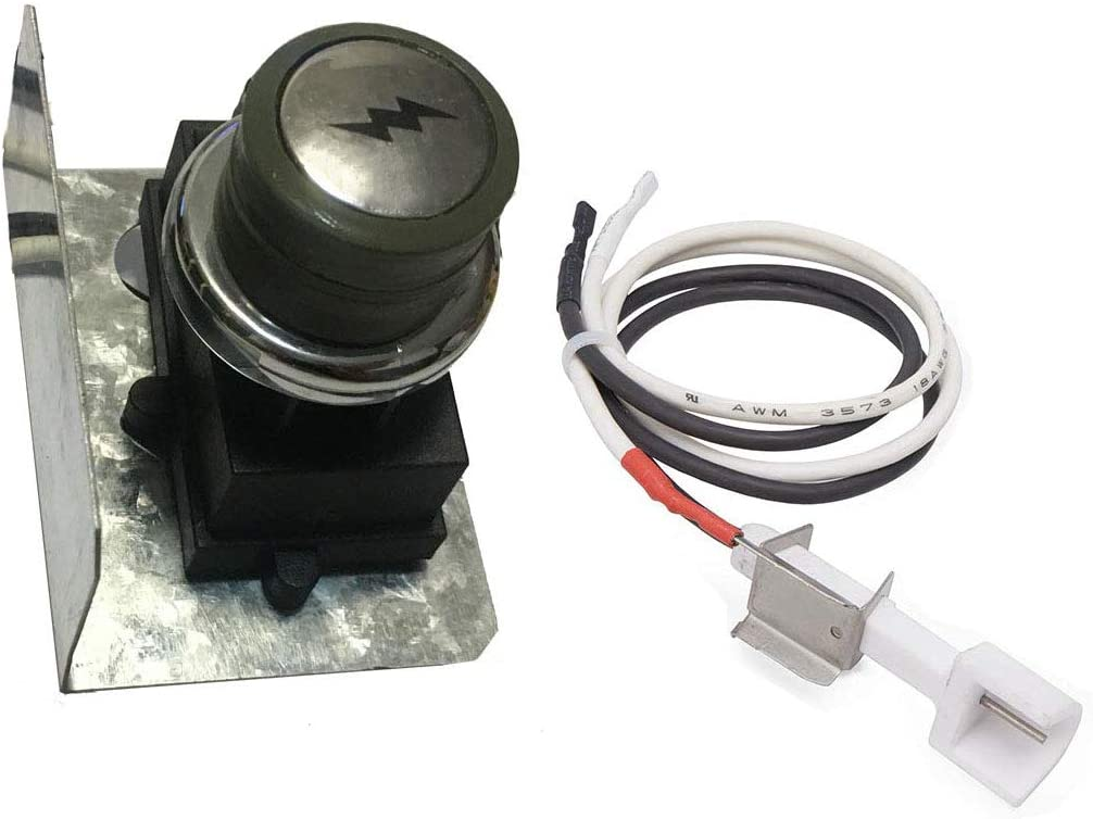 LVLING 67847 Grill Igniter Kit Weber Max 72% OFF Replacement New product Genesis for 300