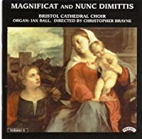 Magnificat and Nunc Dimittis, Volume 5 by Bristol Cathedral Choir (2004-03-15)