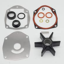 Uanofcn 8M0100526 Water Pump Repair Kit - Mercury and Mariner Outboards and MerCruiser Stern Drives