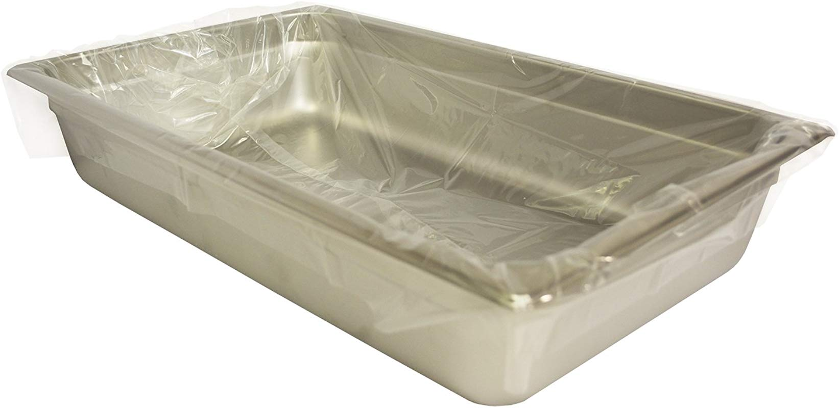 Royal Shallow Full Pan High Heat Oven Pan Liner 34 Inch W X 12 Inch L Case Of 100
