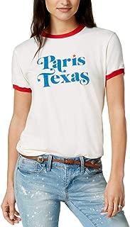 ban.do Womens Paris Texas Graphic T-Shirt