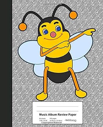 Music Album Review Paper: Dabbing Honey Bee Book Honeybee