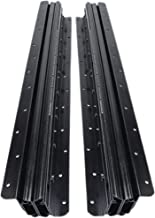 2 STKS Lade Dia's, Heavy-Duty Telescopische Kogellagers Volledig Uitbreiden Drie-Section Guide Rails, 1 paar Schuirails vo...