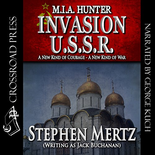 Invasion U.S.S.R. audiobook cover art