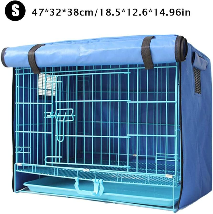 Dog Online limited product Cage Pet Cages Cover Waterproof At the price of surprise Washable Co