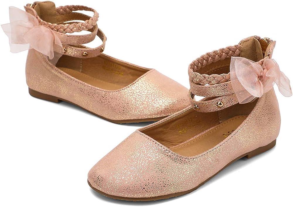 okilol Girls Shoes Girl Max 48% OFF Ballet Flat Jane Dress Mary Cheap bargain