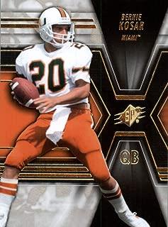 2014 Upper Deck SPx #30 Bernie Kosar NFL Football Card NM-MT