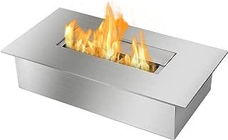 Ignis Ventless Bio Ethanol Fireplace Burner Insert EB1400