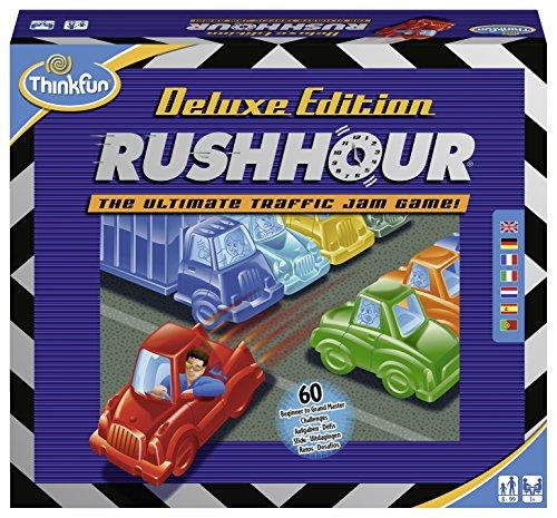 Think Fun–Rush Hour Geschicklichkeitsspiel (Ravensburger 76338)