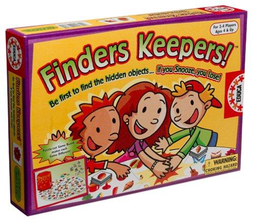 John N. Hansen Finders Keepers