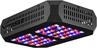 1000w led grow light coverage