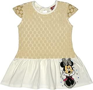Disney Baby M/ädchen Minnie Mouse FEST-Kleid T/üll-Rock Sommerkleid mit Bubikragen in Gr 74 80 86 92 98 104 110 116 122 Gr/ö/ße 110 Baumwolle Bluemnm/ädchen Outfit Farbe Rosa