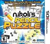 Nikoli's Pencil Puzzle - Nintendo 3DS