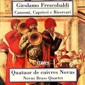 Girolamo Frescobaldi: Canzoni, Capricci e Ricercari