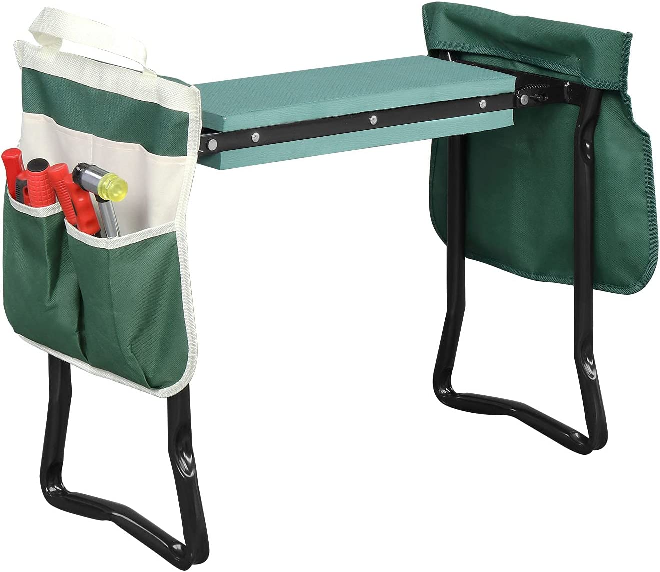 VINGLI Garden Kneeler and Seat Tucson Mall discount Upgraded Stool Thicken Pad with