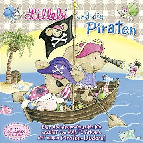 Lillebi und die Piraten Titelbild